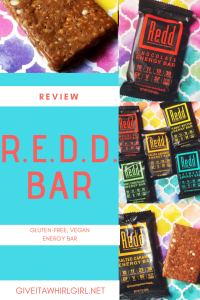 REDD BAR Review