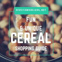 Fun & Unique Breakfast Cereal - Amazon Shopping Guide