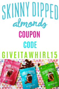 Skinny Dipped Almonds Coupon b