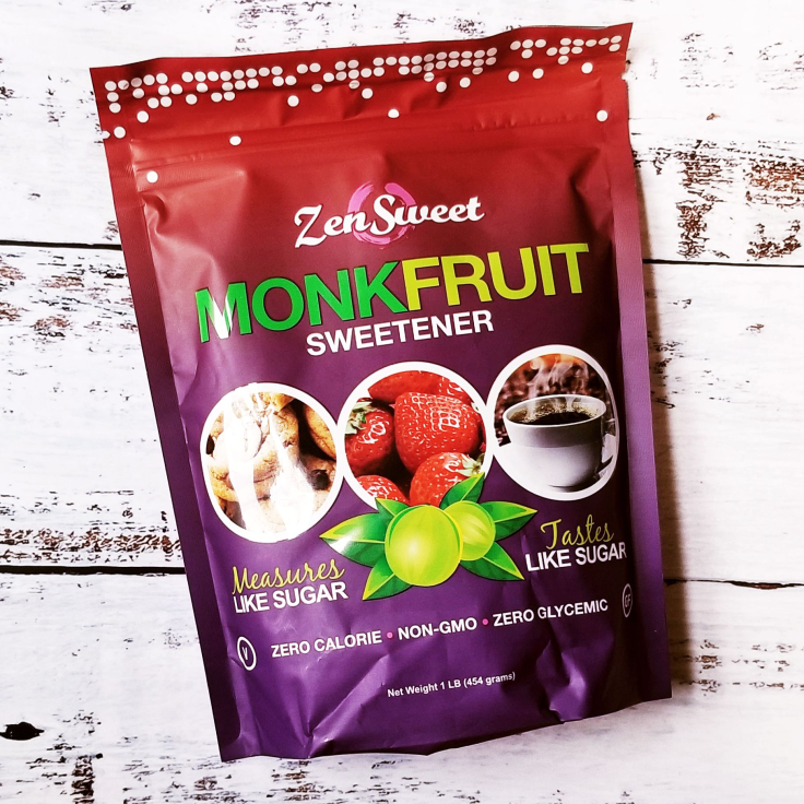 ZenSweet Monkfruit Sweetener