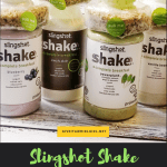 Start Your Day With A Slingshot Shake – Complete Breakfast Protein Shake REVIEW