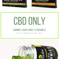CBD Only REVIEW - Edibles - CBD Hard Candy, CBD Caramel, and CBD Gummies