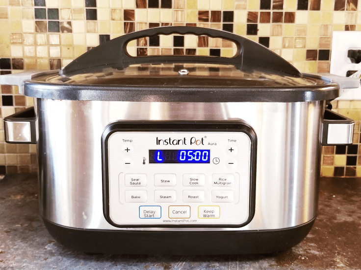 The Instant Pot Aura! The appliance that you didn't know you need! REVIEW by GIVE IT A WHIRL GIRL