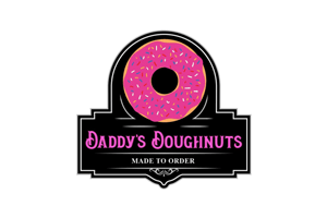 Daddy's Doughnuts logo