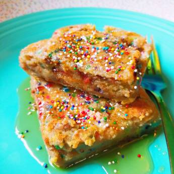 Unicorn French Toast by Give It A Whirl Girl