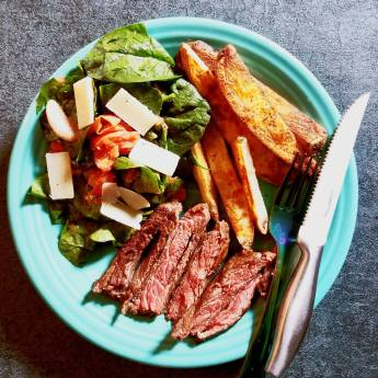 Marley Spoon Steak Dinner by Give It A Whirl Girl
