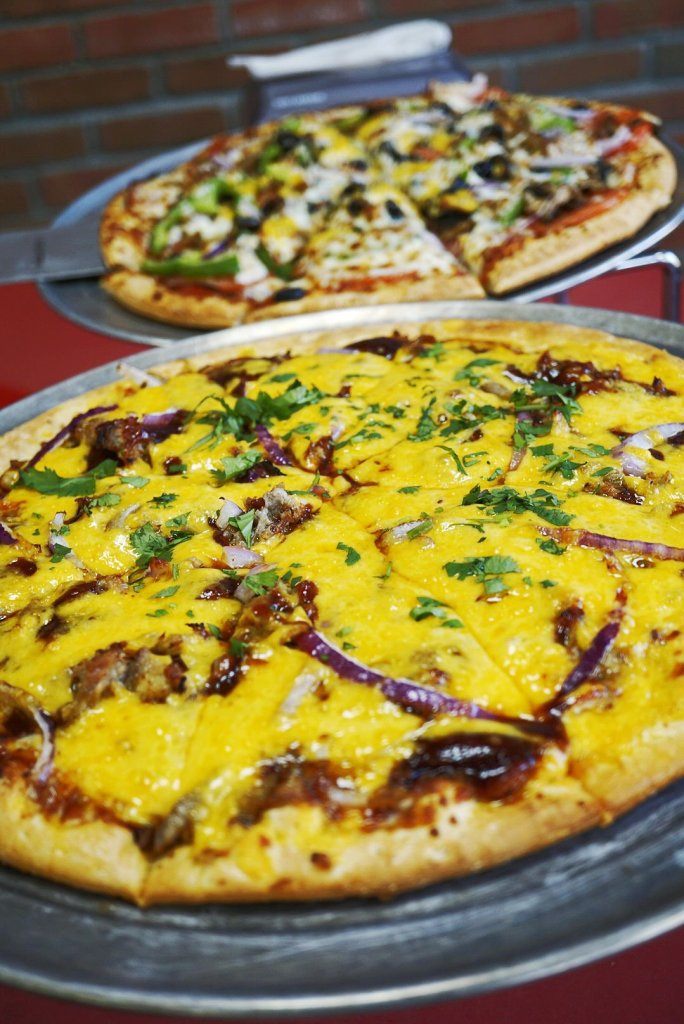 The Boar'der Pizza At Extreme Pizza