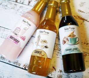 Jordan's Skinny Syrups Ice Cream Trio Collection