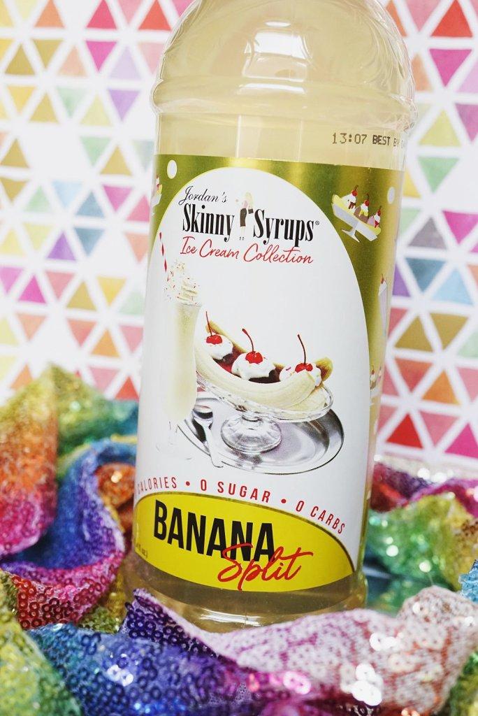Jordan's Skinny Syrup - Banana Split