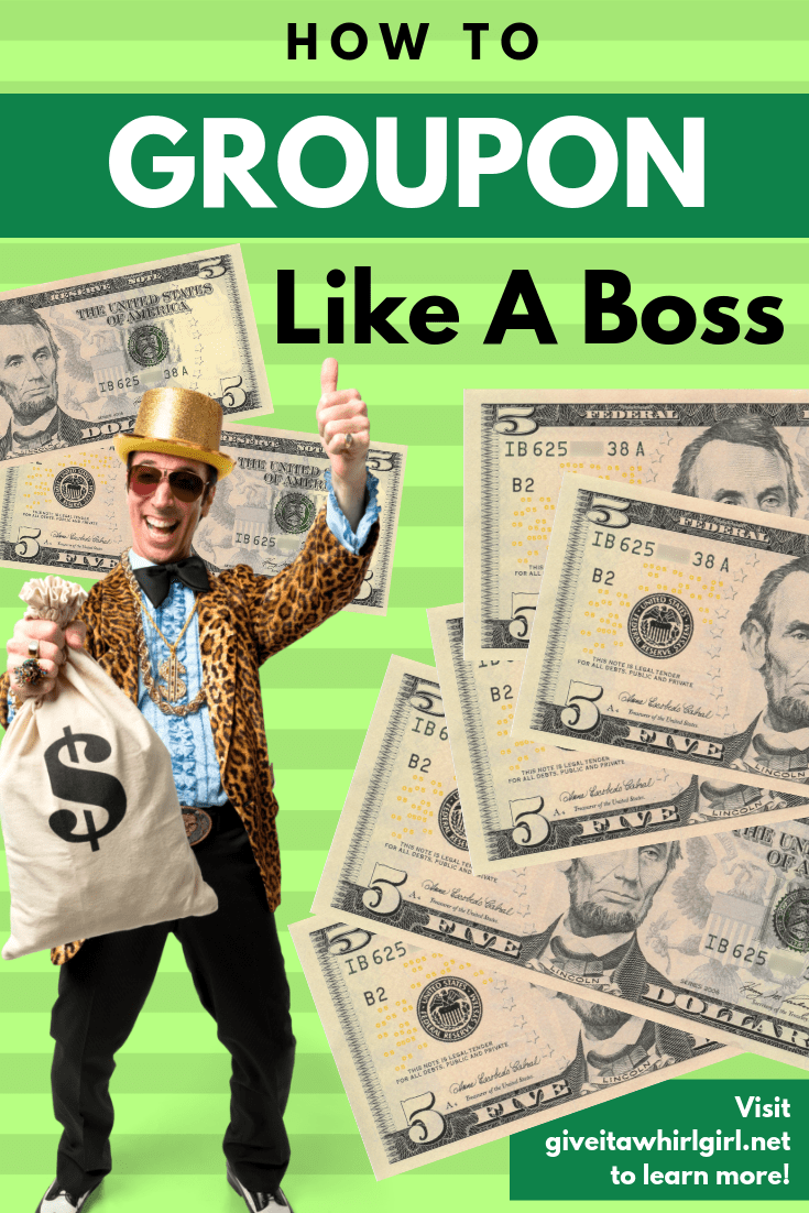How To Groupon Like A Boss - How I Used 3 Groupons In One Day