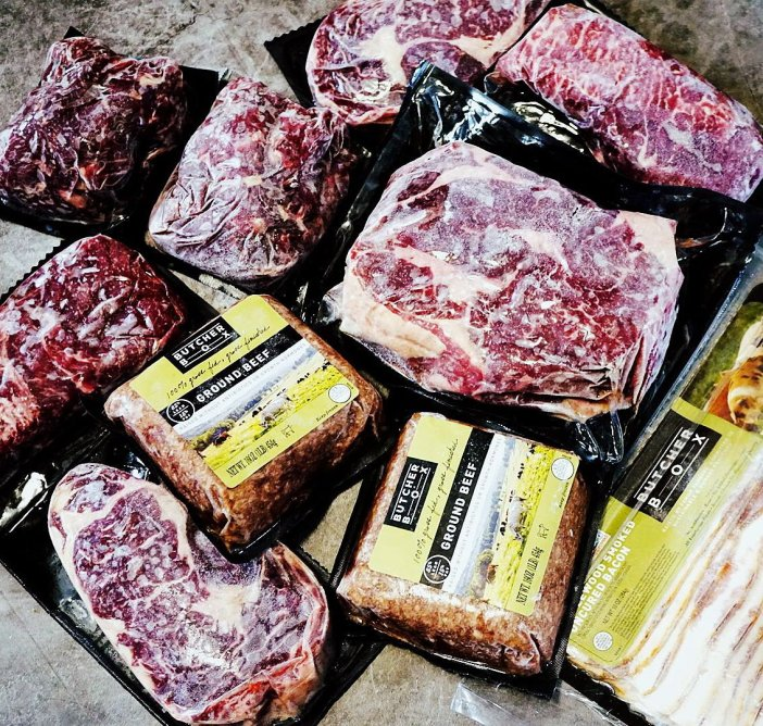 ButcherBox offers a wide variety of different meats! I chose the All-Beef Box!