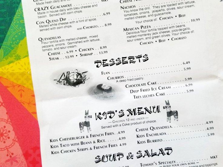 Crazy Gringo Mexican Cantina REVIEW - Crazy Gringo Mexican Cantina desserts
