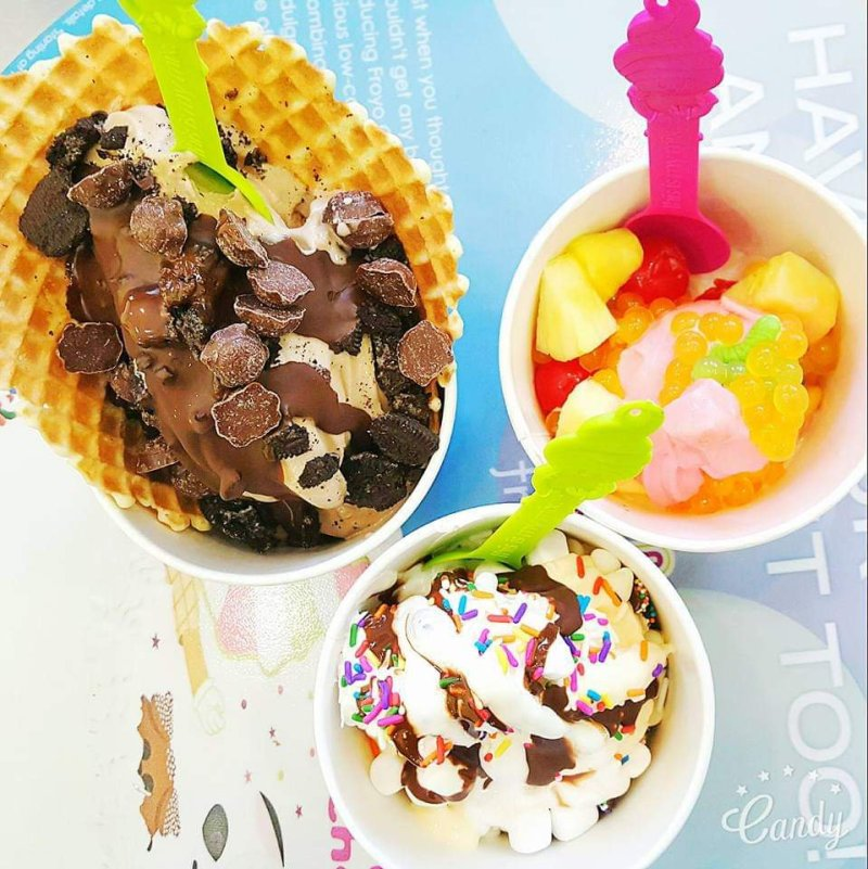 Menchie's Frozen Yogurt (FroYo) Menchie's Groupon