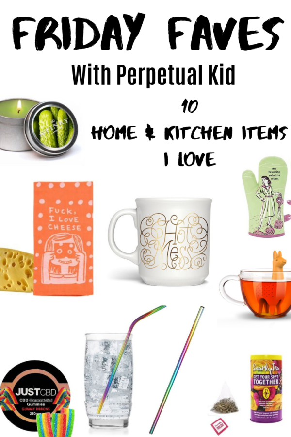 Friday Faves Perpetual Kid Gift Guide