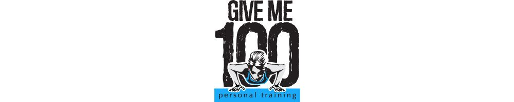 Give Me 100 Personal Training site banner