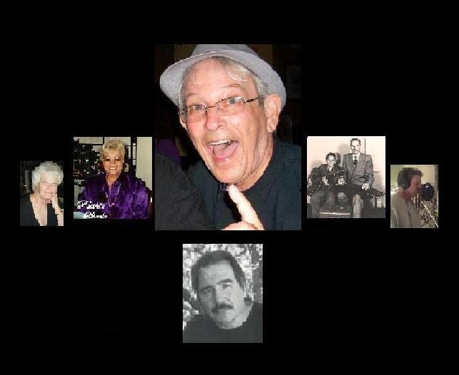 Tommy Turner ~ Shirley Landsdown ~ Ruthie Steele ~ Steve Brickhouse ~ Dr Dale Hammond