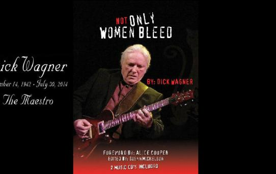 Dick Wagner ~ March 6, 2013