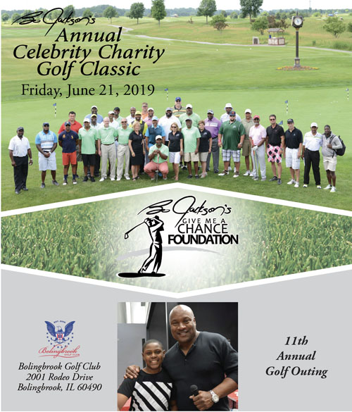 Charity Golf Outing – Give Me a Chance Foundation