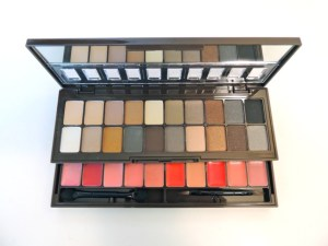 NYX Nude on Nude palette full open