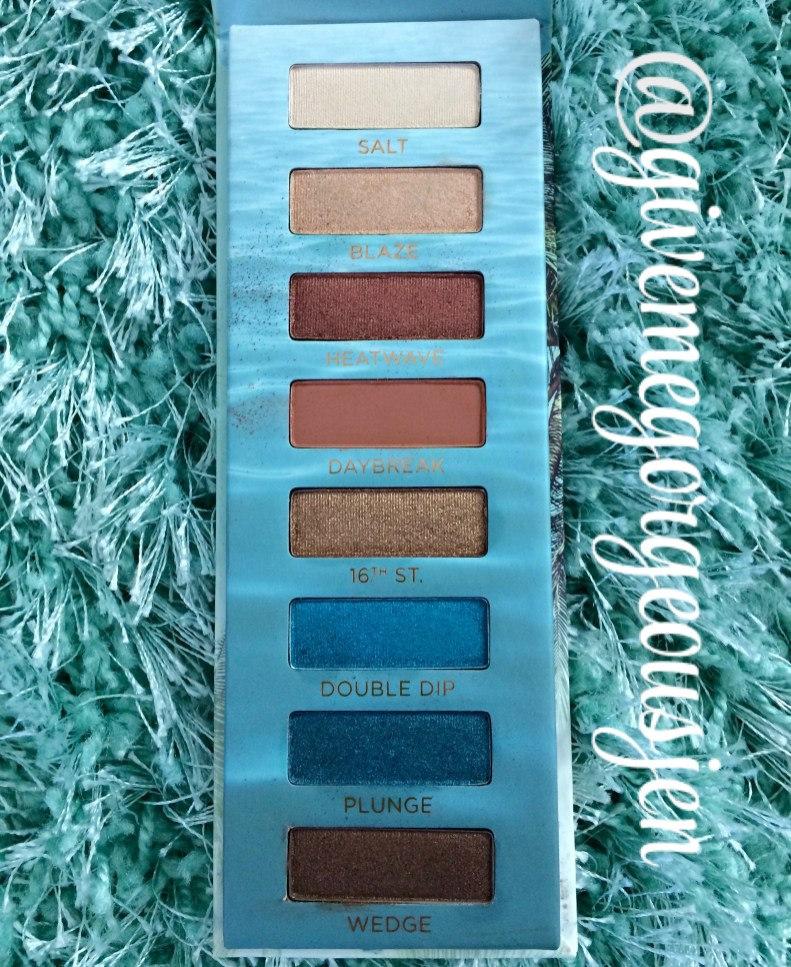 Beached palette