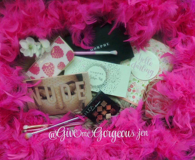 Valentines eyeshadows 3