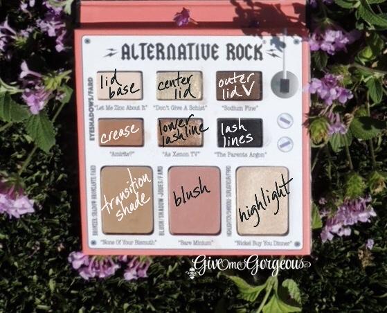 Alt Rock Vol 2 color placement