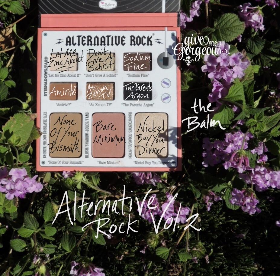 Alternative Rock color names