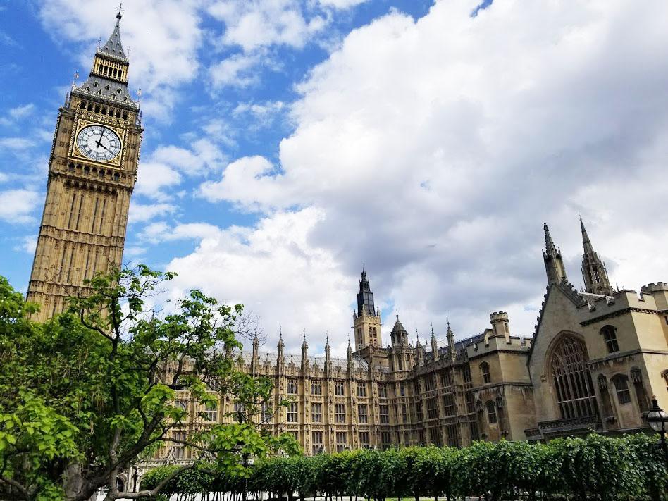 travel blog: london, england