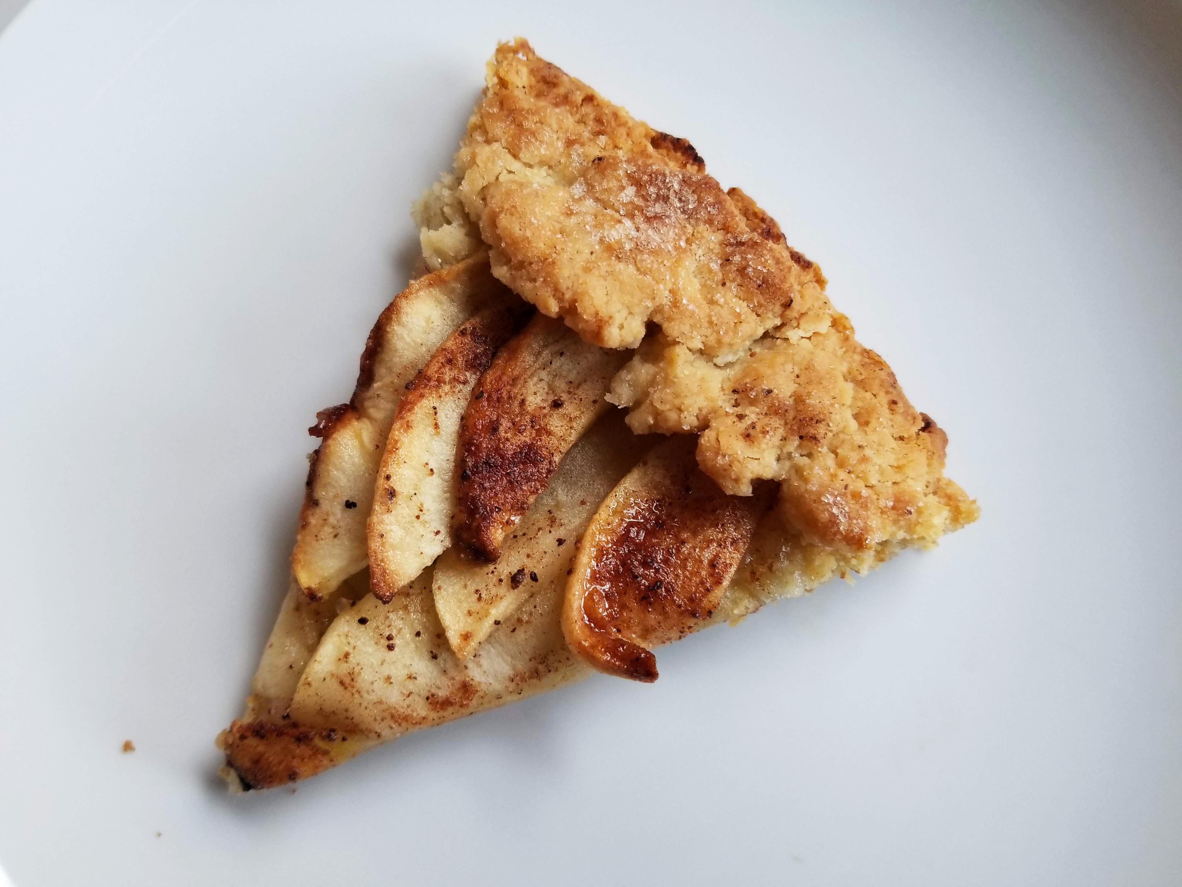 halloween recap + jacques pépin rustic apple tart
