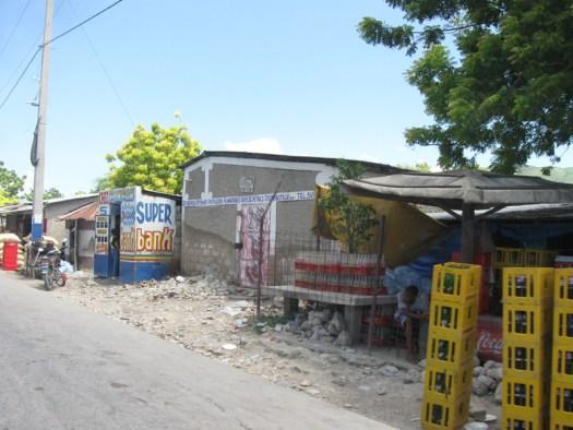 Haitian Roadside Stores