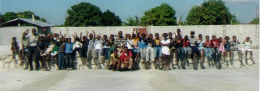 Make it a great Christmas for these Haitian children