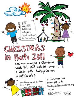 Christmas in Haiti 2011