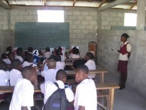 2nd grade class