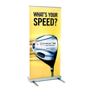 standarad banner stand
