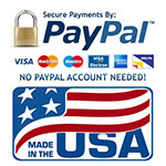 Paypal secure ordering