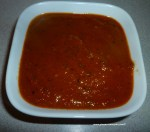 Home made Balti sauce