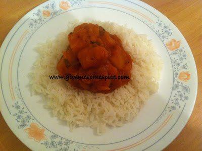 Potato and Onion Curry ( Dhungri bateta nu shak)