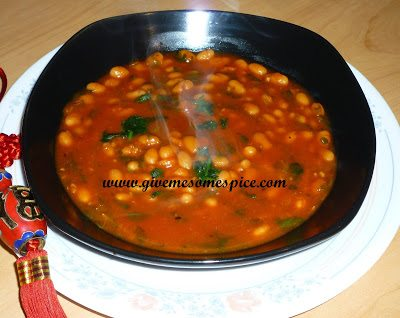 Curried Baked Beans