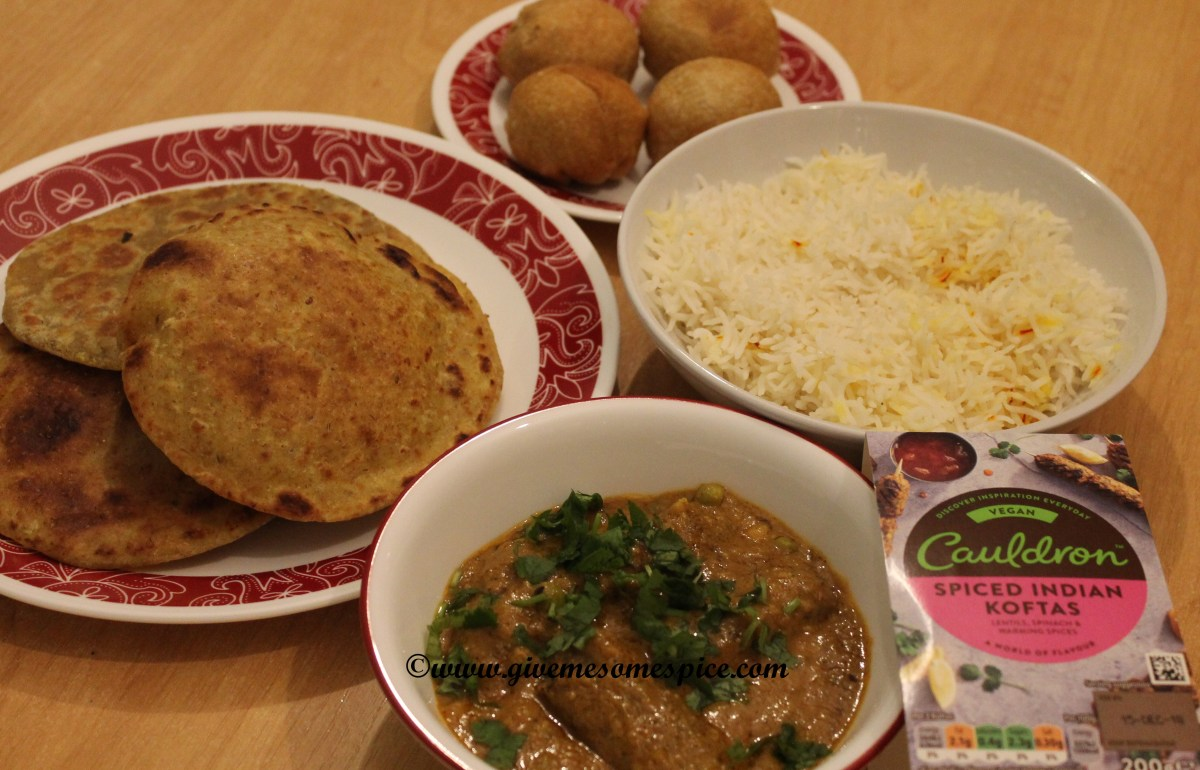 Ultimate Vegan and Vegetarian Christmas Guide and Cheat Kofta Curry