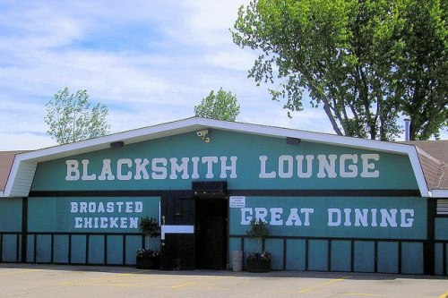 blacksmith lounge