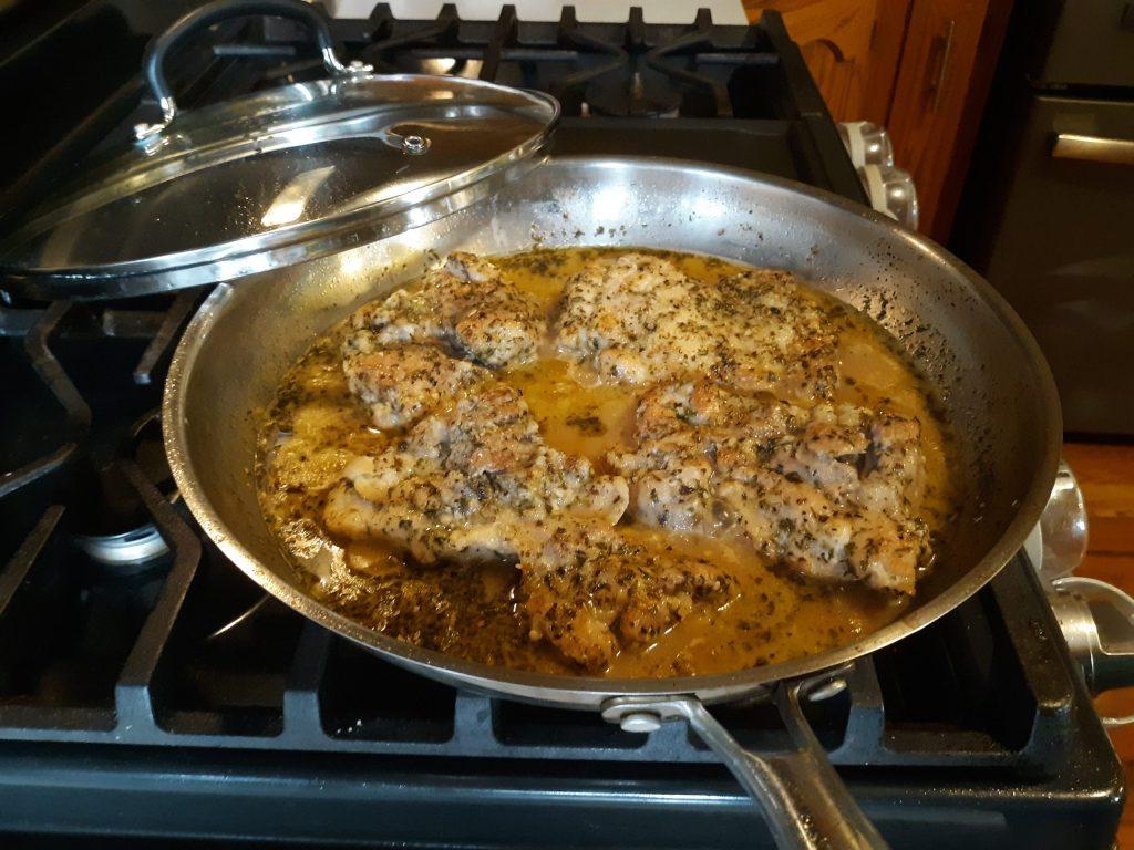 italian dipping sauce chicken