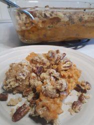 sweet tater cass2 scaled Sweet Potato Casserole