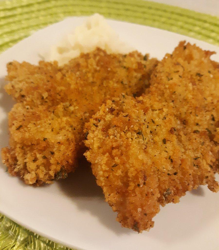 pan fried chicken cutlets