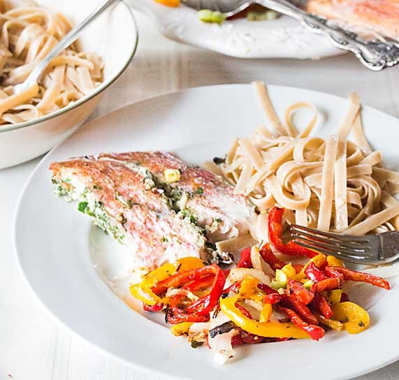 red snapper 15 1 6 Great Grill Recipes to Start Your Summer