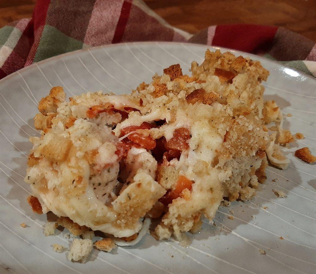 bruschetta chicken scaled Bruschetta Chicken Casserole