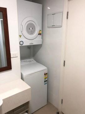 Washer + Dryer!
