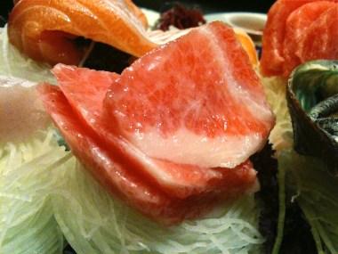 Otoro (super fatty tuna):
