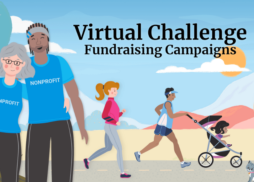 GiveSignup Virtual Challenge Fundraising Campaign