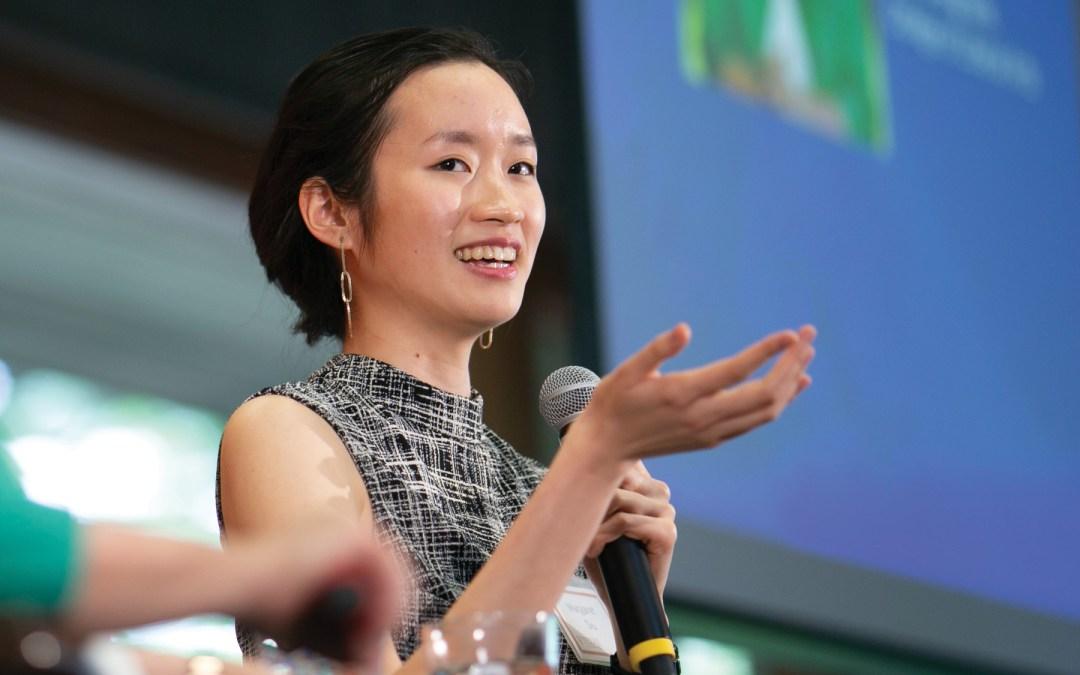 Meet Margaret Siu, Marshall Scholar