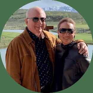 David R. Parker and Marian Davis